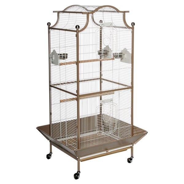 Pagoda Cockatiel Bird Cage by Prevue Hendryx