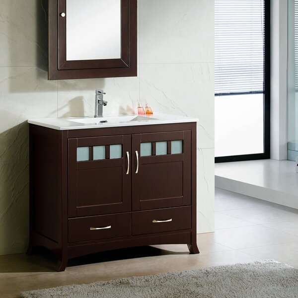 Rettig Modern 36 Single Bathroom Vanity Set by Latitude Run