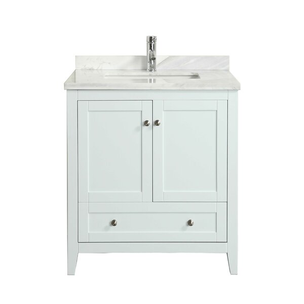 Ivybridge 30 Single Bathroom Vanity Set by Highland Dunes