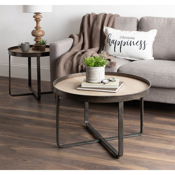 Zabel 2 Piece Coffee Table Set by Gracie Oaks Gracie Oaks