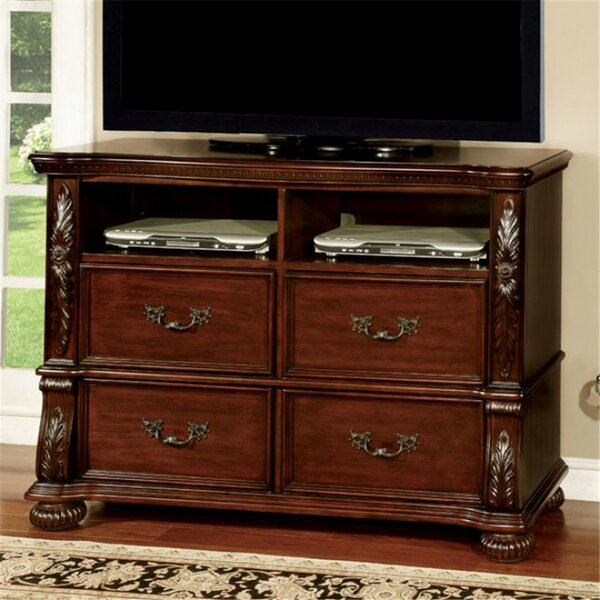 Read Reviews Claudia 4 Drawer Media Chest