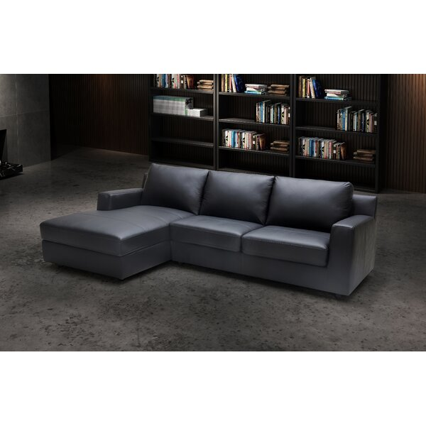 sc 1 st  Wayfair : leather sleeper sectional - Sectionals, Sofas & Couches