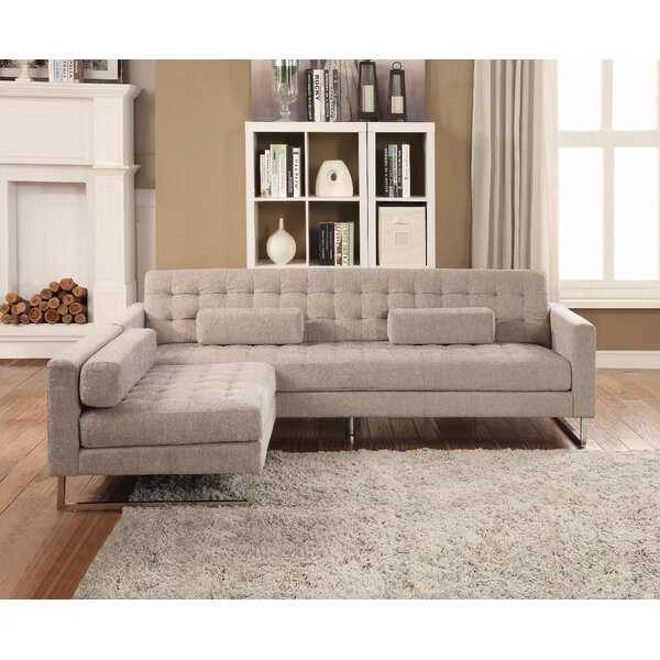 Gerstle Sectional by Ivy Bronx