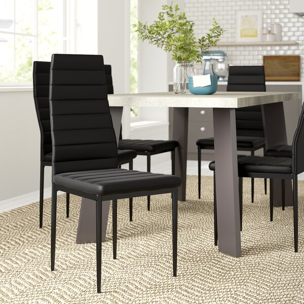 Gisselle Upholstered Dining Chair (Set Of 6) By Zipcode Design