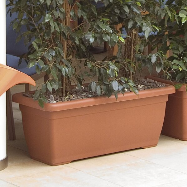 Tikal Self-Watering Plastic Planter Box by Marchioro