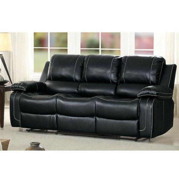 Holloman Reclining Sofa by Red Barrel Studio