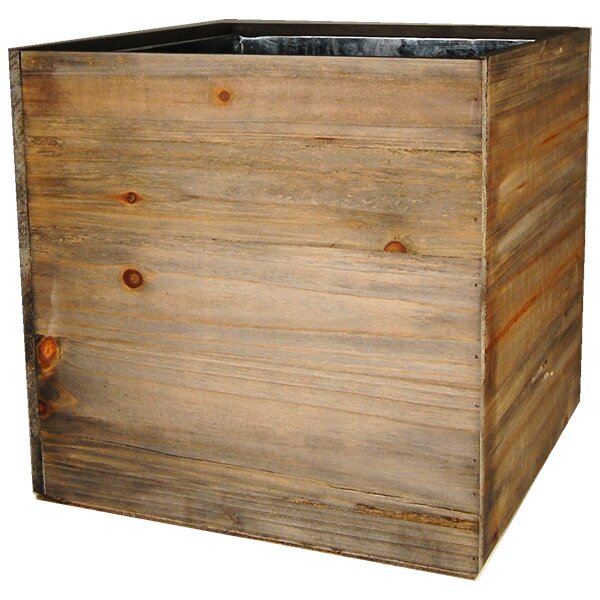 Square Planter Box by CYS-Excel