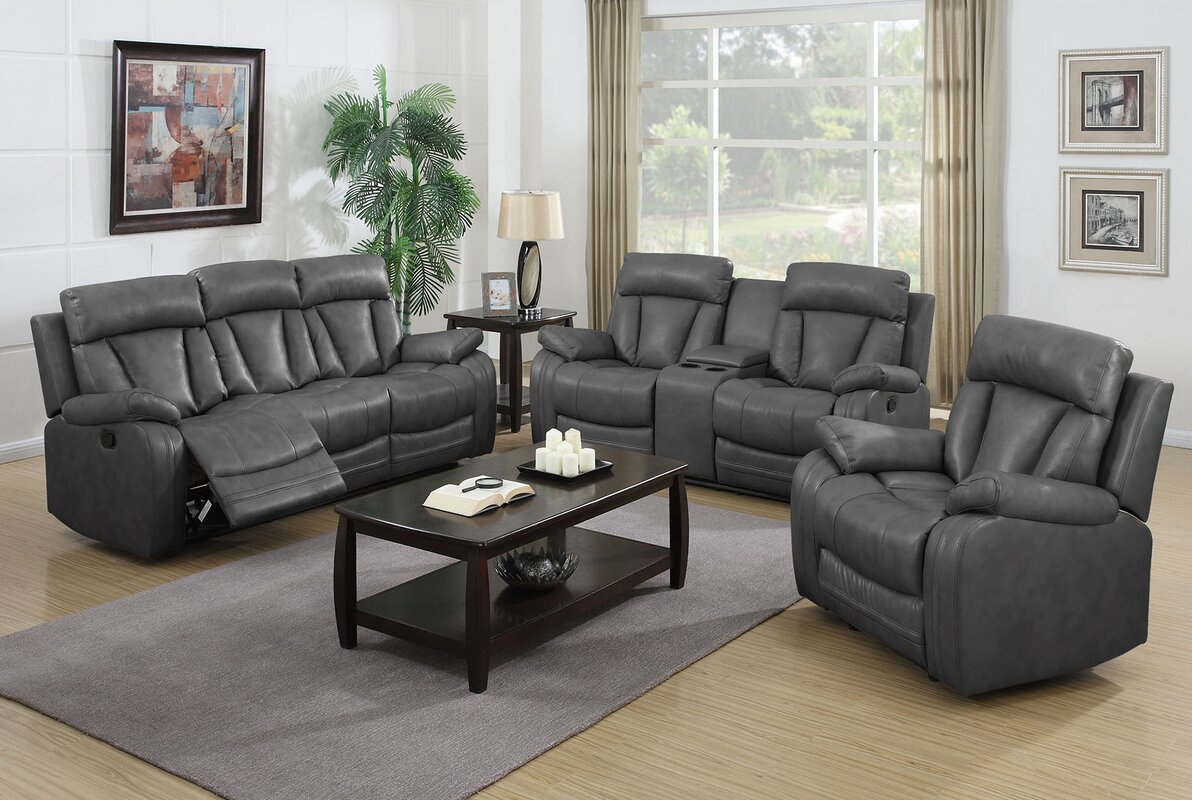 3 pc sofa set for Living room sets under 800