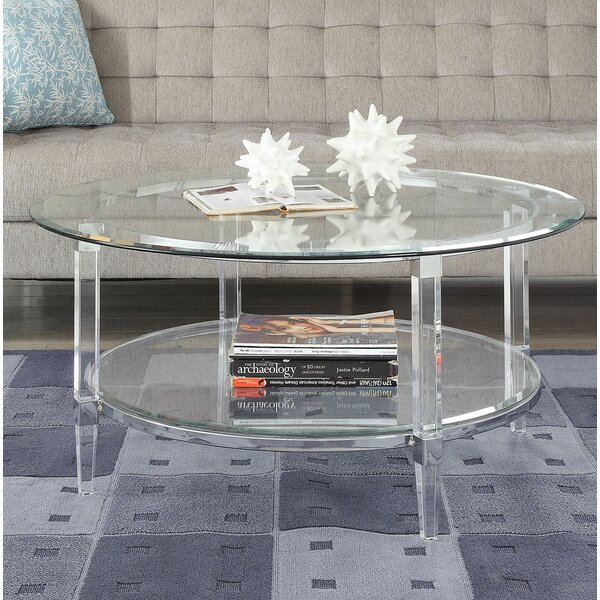 Salter Coffee Table by Everly Quinn