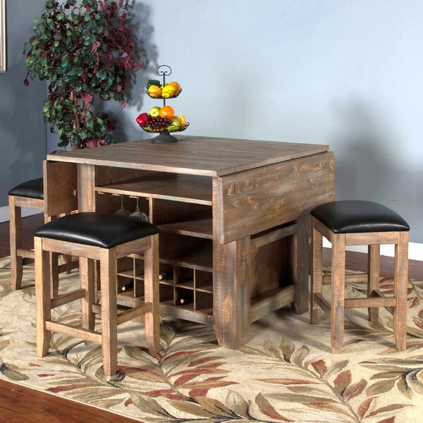 Waldron Kitchen Island Set by Loon Peak
