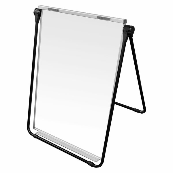 Double-Sided Dry Erase Flip Chart Magnetic Whiteboard, 27 x 36 by Thornton's Office Supplies