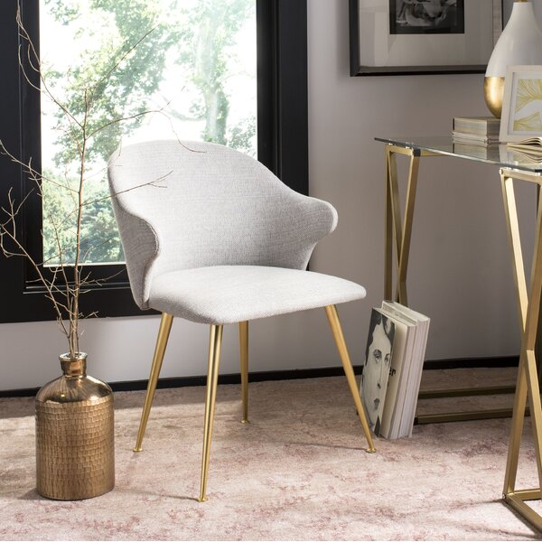 Eamon Upholstered Dining Chair by Willa Arlo Interiors