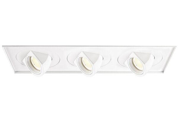 Tesla Invisible Multi-Spotlight LED Eyeball Recessed Trim by WAC Lighting