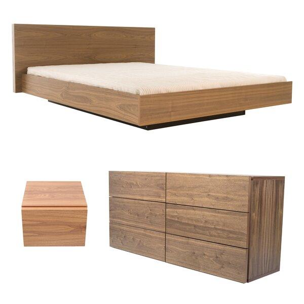 Horsham Platform Configurable Bedroom Set by Brayden Studio