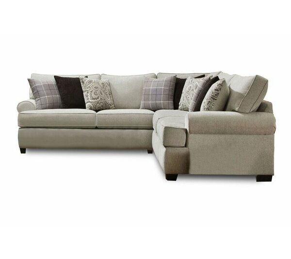 Hoyle Sectional by Red Barrel Studio