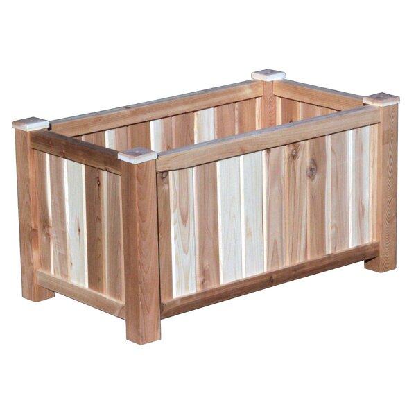 Cedar Planter Box by Elite Cedar