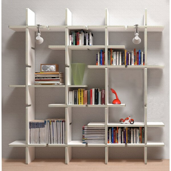 Dollins Standard Bookcase by Brayden Studio