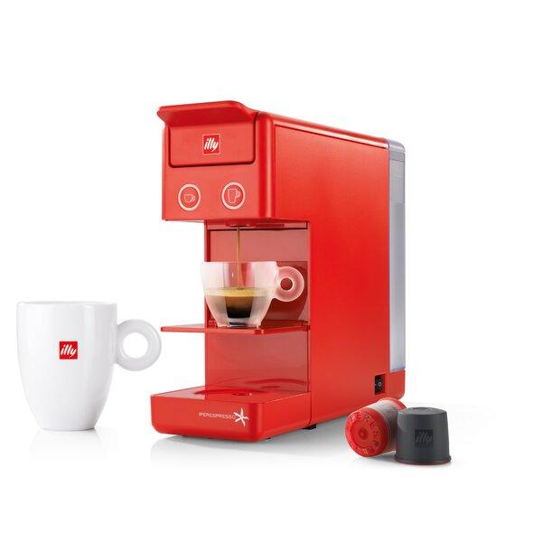 Y3.2 Coffee & Espresso Maker by Illy Caffe & Espresso