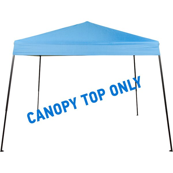 Square Replacement Canopy Gazebo Top by Trademark Innovations