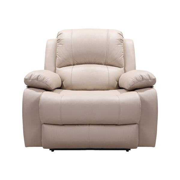 Timmerman Leather Power Recliner