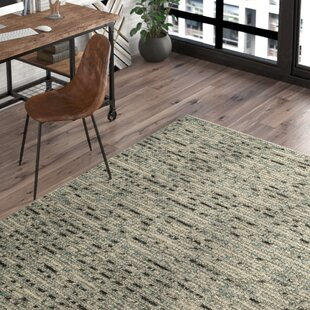 Silvia Hand-Wovn Natural Area Rug by Trent Austin Design