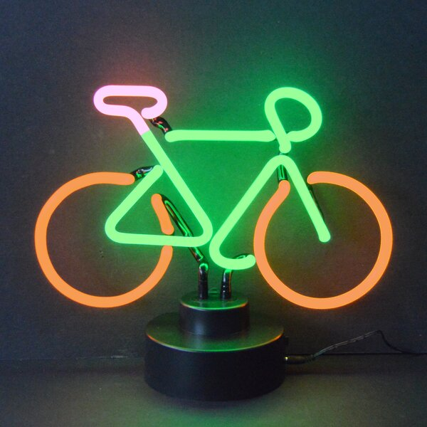 Business Signs Bicycle Neon Sign by Neonetics