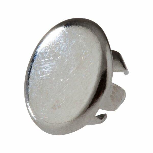 Button Plug for Bathroom Faucet Escutcheons by Delta