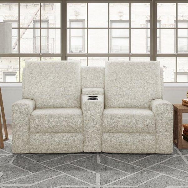 Alliser Home Theater Loveseat By Wayfair Custom Upholstery™