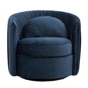 Purchase Alan Swivel Barrel Chair ByGrovelane Teen