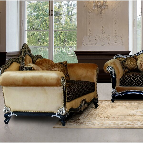 Philippa Standard Loveseat by Astoria Grand