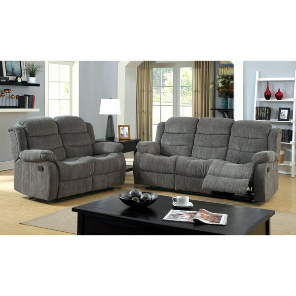 Fergstein Reclining Configurable Living Room Set by Hokku Designs