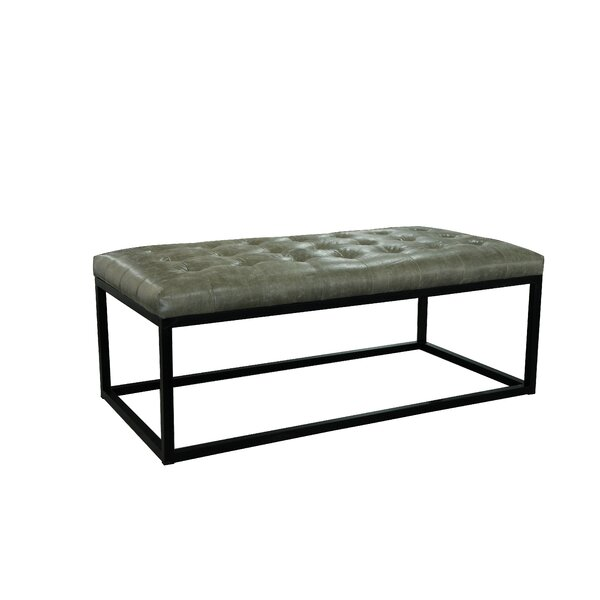 Duque Tufted Cocktail Ottoman By Williston Forge