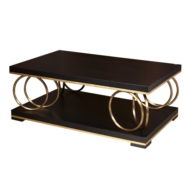 Ulrich Coffee Table By Rosdorf Park