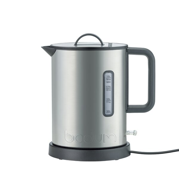 Ibis Stainless Steel Electric Tea Kettle by Bodum