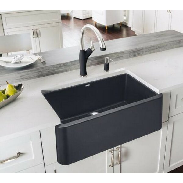 Ikon 29.32 L x 18.25 W Kitchen Sink by Blanco
