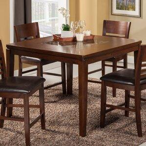 Granada Pub Table by Alpine Furniture