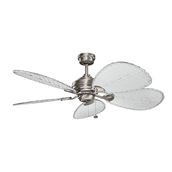 22 Wood Ceiling Fan Blade Set (Set of 5) by Bay Isle Home