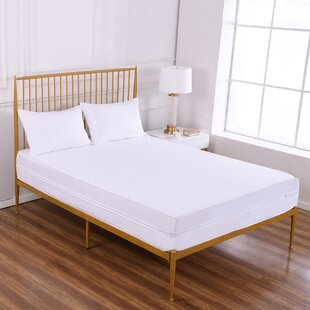 Nanofibre Stain Resistant Water Resistant  Mattress Protector By Stayclean