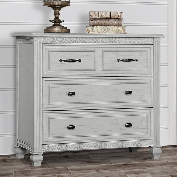 Madison 3 Drawer Chest by Evolur