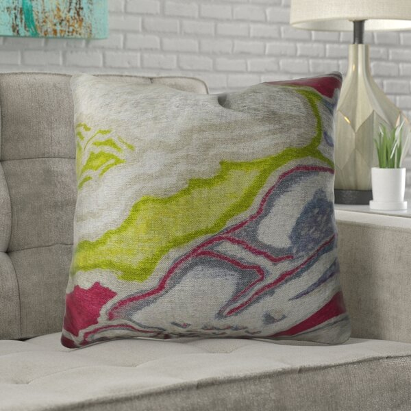 Alvarado Handmade Luxury Pillow by Brayden Studio