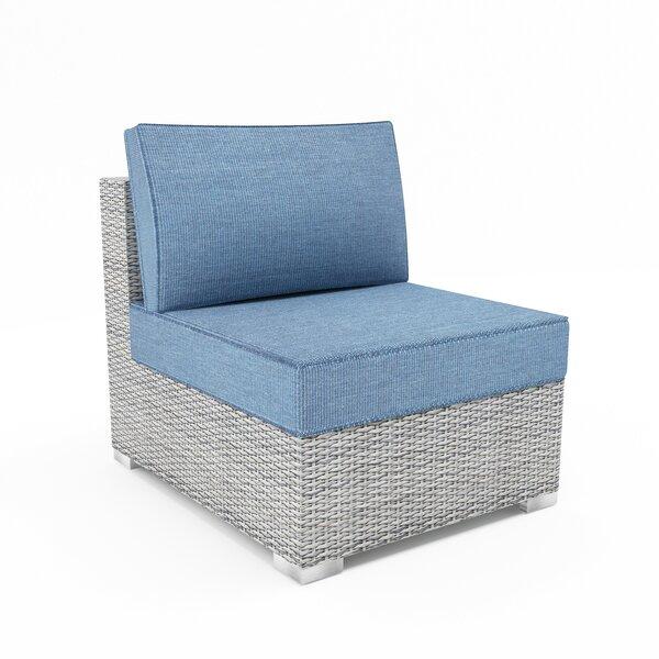 Lafond Patio Chair with Sunbrella Cushions by Ivy Bronx Ivy Bronx