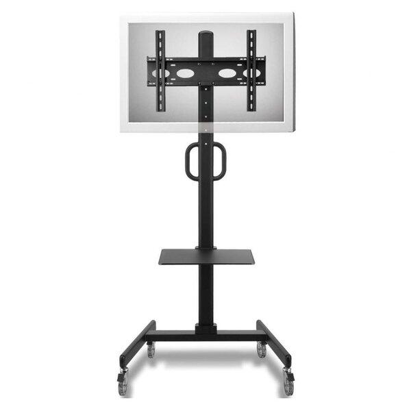 Adjustable Ergonomic Mobile TV Stand by Cotytech