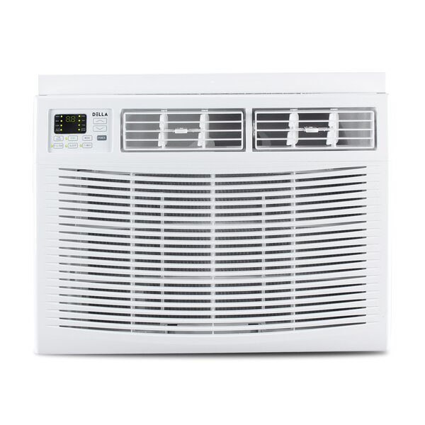 15,000 Energy Star Window Air Conditioner with Remote by Della