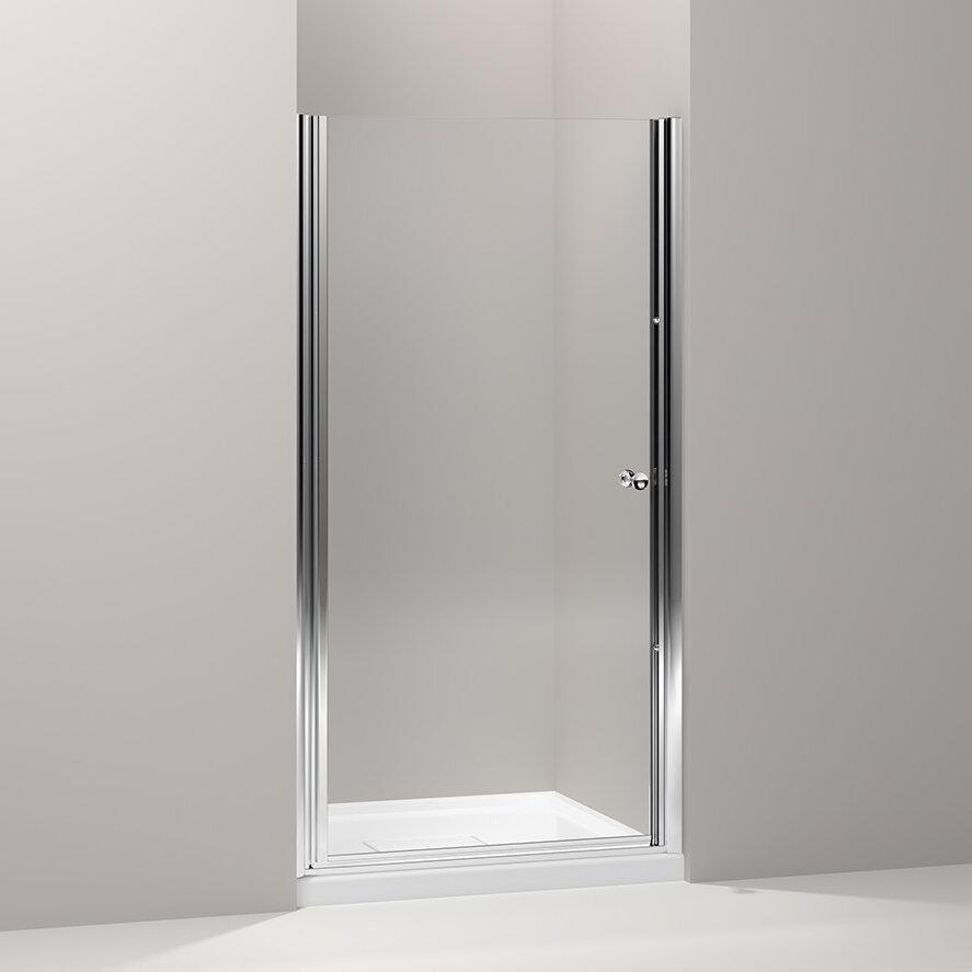 K 702406 L Abvmxsh Kohler Fluence 34 X 655 Pivot Shower Door