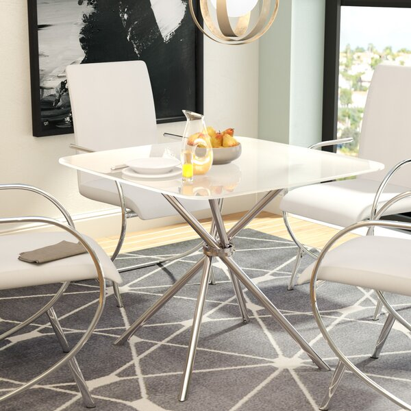 Eta Dining Table by Orren Ellis