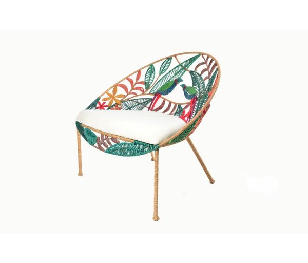 LurLine Chair and a Half by Bay Isle Home