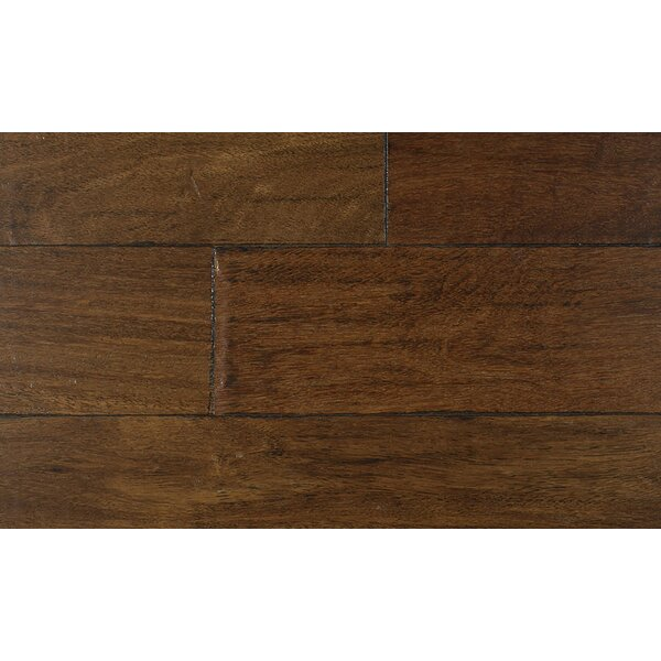 5 Engineered Chestnut Hardwood Flooring in Brown by IndusParquet