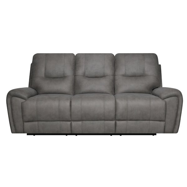 Rutter Reclining Sofa by Charlton Home