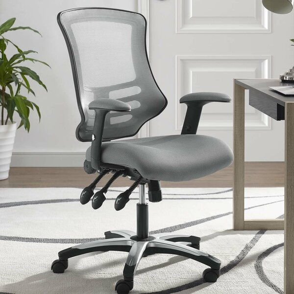 Lago Vista Mesh Office Chair by Symple Stuff