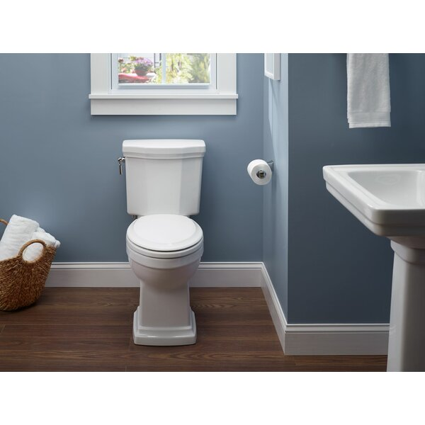 Promenade Dual Flush Elongated Two-Piece Toilet by Toto